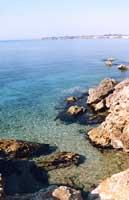 La costa di Fontane Bianche - Baia Relax  - Fontane bianche (17738 clic)