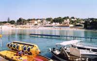 La costa di Fontane Bianche, CON VISIONE DELLA SPIAGGETTA  - Fontane bianche (3983 clic)
