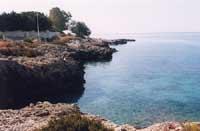 La costa di Fontane Bianche  - Fontane bianche (4308 clic)