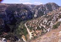 Cava Grande - laghetti di Avola  - Cava grande del cassibile (4324 clic)