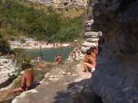 Laghetti di Avola - Cava Grande  - Cava grande del cassibile (29407 clic)