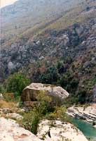 Cava Grande - laghetti di Avola  - Cava grande del cassibile (6998 clic)
