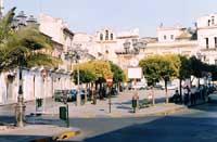 Piazza Umberto, Lentini  - Lentini (5487 clic)