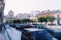 Controcampo di Piazza Umberto I, Lentini  - Lentini (4553 clic)