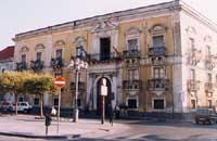 Palazzo comunale di Lentini  - Lentini (4175 clic)