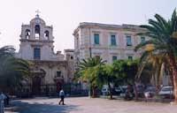 scorcio di piazza duomo  - Lentini (6351 clic)