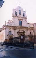 Chiesa Madre, dedicata a Santa Maria La Cava e Sant'Alfio patrono di Lentini  - Lentini (4763 clic)
