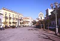 piazza umberto  - Lentini (5250 clic)
