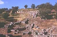Scavi archeologici di Leontinoi  - Leontinoi (4092 clic)