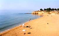 Spiaggia  - Marina di avola (12935 clic)