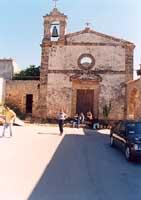 antica chiesa sita in piazza regina margherita  - Marzamemi (6972 clic)