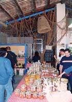 vendita di prodotti tipici della zona  - Marzamemi (6380 clic)