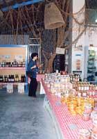 Vendita al dettaglio di prodotti tipici locali nella ex tonnara  - Marzamemi (7109 clic)