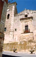 chiesa di sant'antonio  - Melilli (4439 clic)