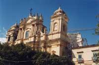Cattedrale di Noto  - Noto (3787 clic)