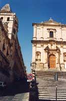 Chiesa di San Francesco (l'Immacolata)  - Noto (3612 clic)