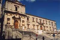Chiesa di S. Francesco all'Immacolata  - Noto (3986 clic)