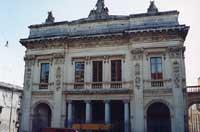 Il Teatro  - Noto (2926 clic)