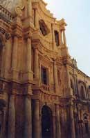 chiesa di San Carlo al corso  - Noto (3552 clic)