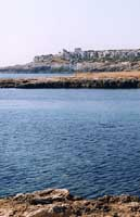 La costa di Ognina - Siracusa  - Siracusa (3616 clic)