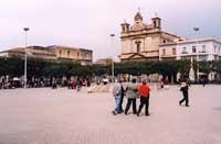 Piazza Vitt.Emanuele  - Pachino (5099 clic)