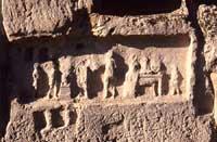 Antica Akrai: necropoli dell'Intagliatella.  - Palazzolo acreide (5041 clic)