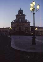 Piazza del Popolo  - Palazzolo acreide (2184 clic)
