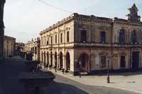palazzo Zocco - Municipio   - Palazzolo acreide (6959 clic)