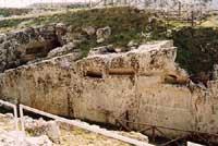 Necropoli dell'Intagliatella  - Palazzolo acreide (2130 clic)