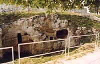 Necropoli dell'Intagliatella  - Palazzolo acreide (2092 clic)