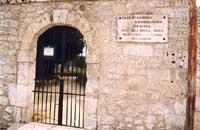 Ingresso della città Akrai - e Teatro Greco  - Palazzolo acreide (2065 clic)