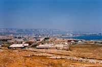 Zona Industriale - Marina di Priolo - contrada Targia: capannoni industriali  - Priolo gargallo (21447 clic)