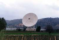 Radio telescopio  - Noto (3964 clic)