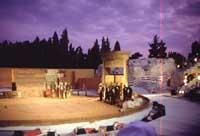 Teatro Greco - rappresentazioni classiche  - Siracusa (2491 clic)