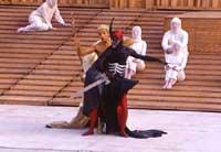 Teatro Greco - rappresentazioni classiche  - Siracusa (2212 clic)