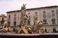 Fontana di Diana  - Siracusa (3715 clic)