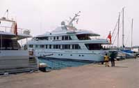 Marina - Porto grande  - Siracusa (2505 clic)