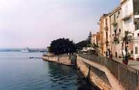 Marina dal mare  - Siracusa (3125 clic)