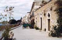 lungomare Alfeo  - Siracusa (4485 clic)