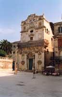 P.zza Duomo - Chiesa di S.Lucia alla Badia  - Siracusa (3735 clic)