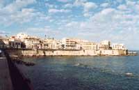 Mare di Ortigia (zona Maniace)  - Siracusa (4827 clic)