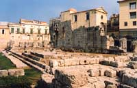 Tempio di Apollo  - Siracusa (2063 clic)