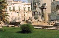 Tempio di Apollo  - Siracusa (2628 clic)