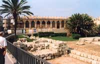 Tempio di Apollo ed Antico Mercato  - Siracusa (10403 clic)