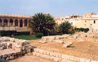 Tempio di Apollo  - Siracusa (1925 clic)