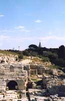 anfiteatro romano  - Siracusa (3130 clic)