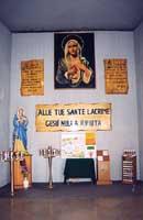 Museo del Santuario della Madonnina delle Lacrime  - Siracusa (2946 clic)
