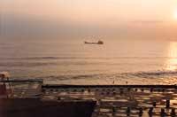 mare di Ortigia all'alba  - Siracusa (4121 clic)