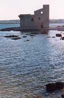 Riserva Naturale di Vendicari: torre Vendicari  - Vendicari (6156 clic)