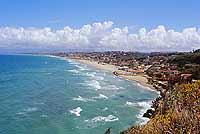 Spiaggia Playa Castellamare del Golfo  - Castellammare del golfo (11598 clic)